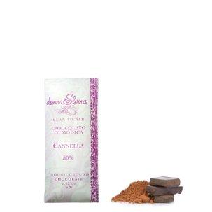 Chocolat de Modica Cannelle 70 g