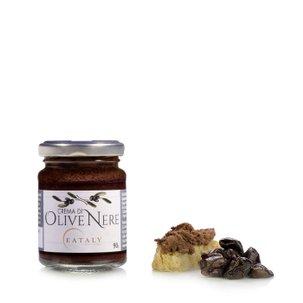 Crème d'olives noires 90 g