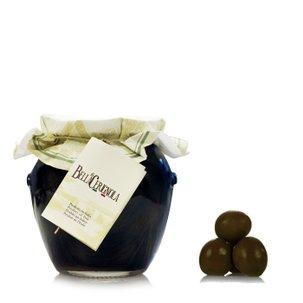 Olives Bella di Cerignola Noires 580 g