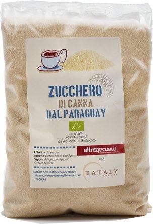 Sucre de canne brut du Paraguay 1kg