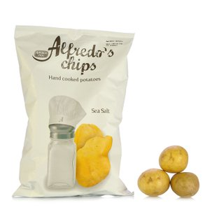 Chips au sel marin 150 g