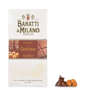 Tablette au gianduia 75 g