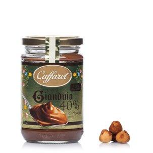 Crème Gianduia 40% Noisettes du Piémont IGP 210 g