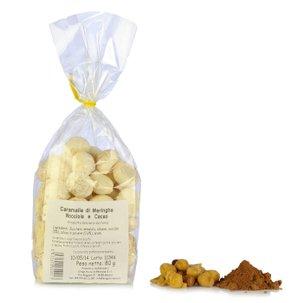 Meringues aux noisette et au chocolat 80 g