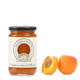 Confiture extra d'abricot  345g