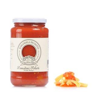 Tomates pelées 550 g