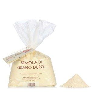 Semoule de blé dur biologique 1 kg