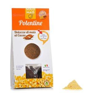 Polentine au cacao 100g