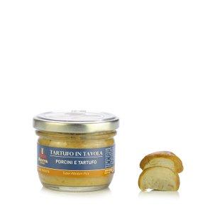 Sauce aux cèpes et aux truffes 100 g