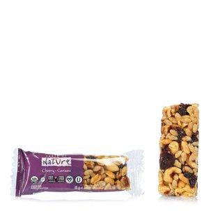 Barre aux cerises et noix 40g