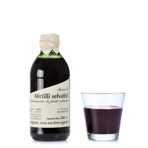 Jus de myrtille sauvage 320 ml