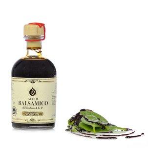 Vinaigre balsamique de Modène « Goccia d'Oro » 250 ml