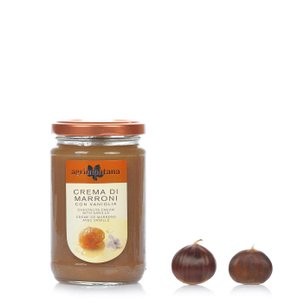 Crème de marrons  350g
