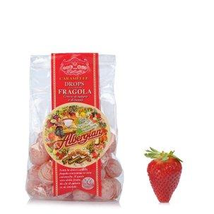Gouttes aux fraises 200g