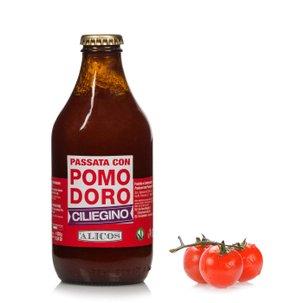 Sauce tomate aux tomates cerises 330g