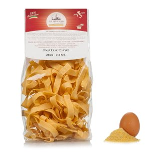 Fettuccine all'Uovo à la farine de maïs Otto File 250 g
