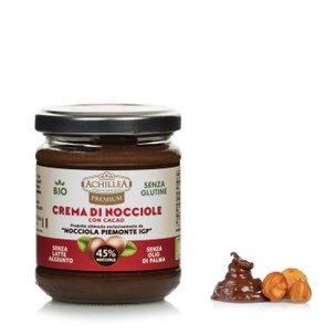 Crème de noisettes IGP 45% biologique 180g