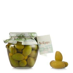 Olives  Bella de Cerignola vertes 580 g