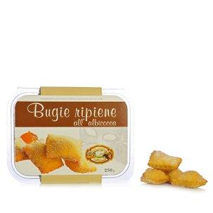 Biscuits Bugie à l'abricot 250 g