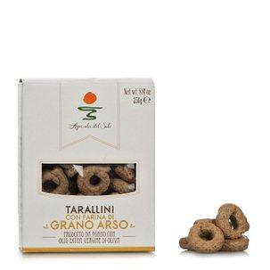 Tarallini à la farine de blé 250g