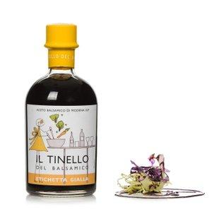 Vinaigre balsamique étiquette jaune 250ml