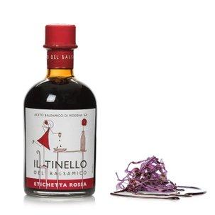 Vinaigre balsamique étiquette rouge 250ml