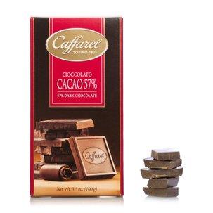 Tablette de chocolat extra noir 57% 100g