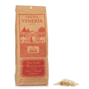 Riz rond Balilla 1 kg