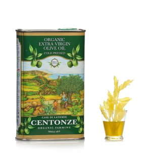 Huile d'olive extra vierge biologique 0,5l 0,5l