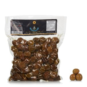 Olives noires à l'huile extra vierge d'olive 500g