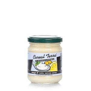 Mayonnaise de soja sans œufs 180 g