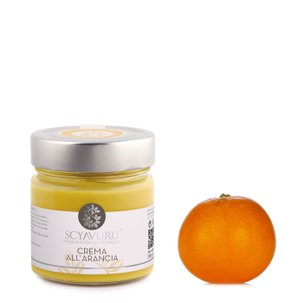 Crème à l'orange 200g