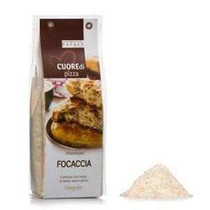 Mélange pour Focaccia Intégrale 500 g