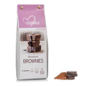 Préparation pour brownies 300g