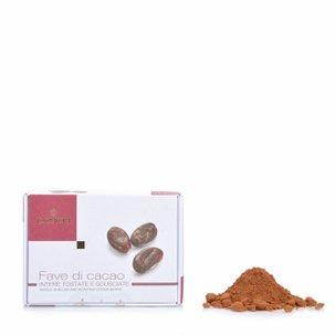 Fèves de cacao 100 g