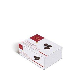 Fèves de cacao enrobées de chocolat 100 g