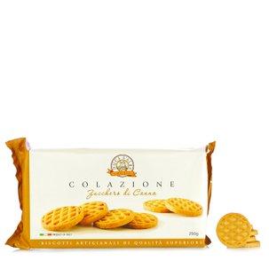 Biscuits pour le petit-déjeuner au sucre de canne 290 g