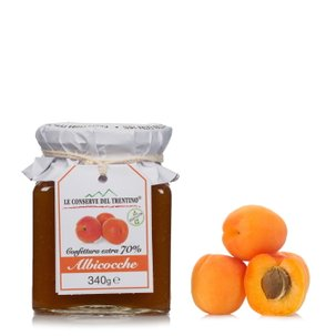 Confiture d'Abricot Extra  340g