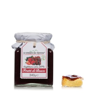 Confiture Extra de Fruits Sauvages 340 g