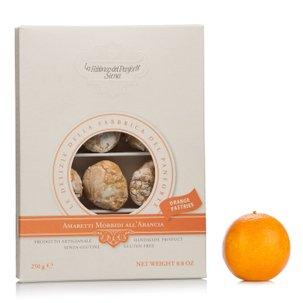 Amaretti tendres à l'orange 250 g