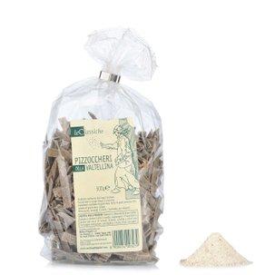 Pâtes Pizzoccheri classique 500 g