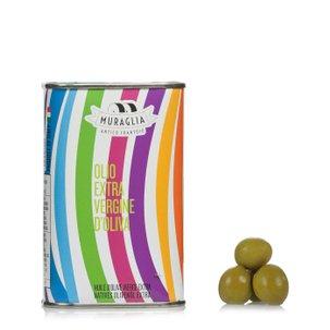 Bidon Arc-en-Ciel huile d'olive extra vierge intense 0,25 l