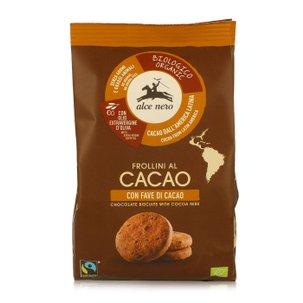 Biscuits au cacao avec fèves de cacao 250g