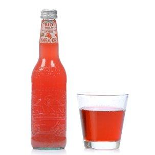 Pamplemousse Rouge biologique 355ml 0,355l