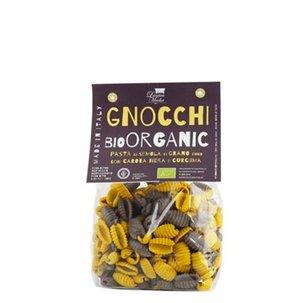 Gnocchi au curcuma et à la carotte violette 250g