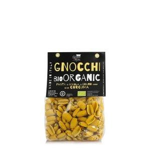 Gnocchi biologiques au curcuma 250g