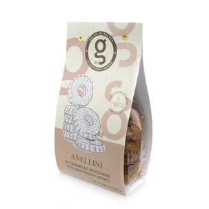Anellini au caramel muscovado 250 g