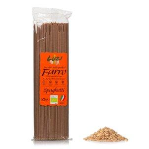 Spaghetti complets à l'épeautre biologique 500g 500g