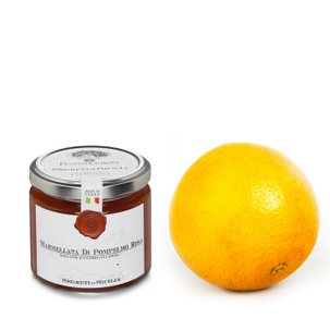 Confiture de pamplemousse rose 225 g