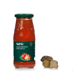 Sauce à la boscaiola (forestière) 360 g